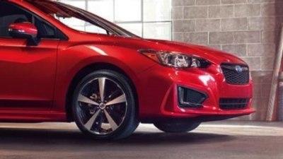 Subaru reveals new Impreza
