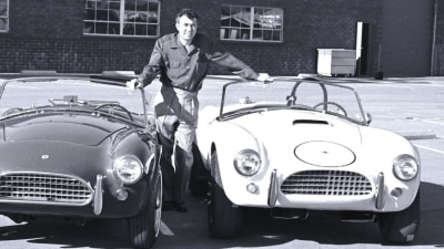 Snake Stories: why fanatics love the Shelby Cobra