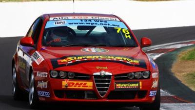 Alfa Romeo Diesels Dominate At Bathurst