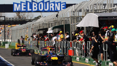 F1: Australia Still The Opener, Tyre Saga Builds, Webber Replacement Unclear