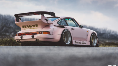 Bodywork artist breathes new life into old Porsches