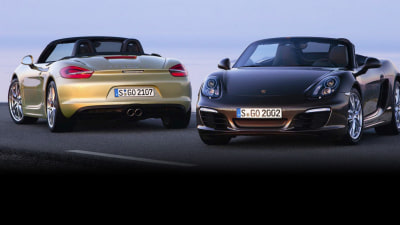VW May Build New Porsche Boxster, Panamera Plug-In Hybrid Rumoured