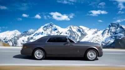 Rolls Royce Phantom coupe Geneva unveiling video