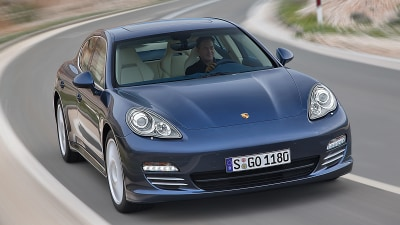 Porsche Confirms Hybrid Panamera For 2011