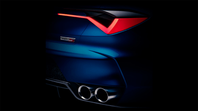 Acura Type S concept teased