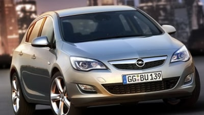2010 Opel Astra Officially Revealed, With Video