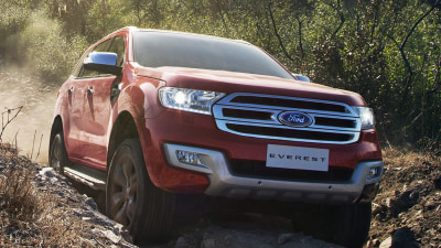 Ford Everest: Price And Features For Australia