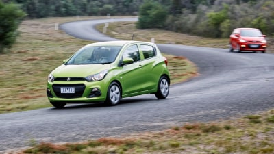 2016 Holden Spark REVIEW - A Low-Cost Hatch With A High-Tech Twist