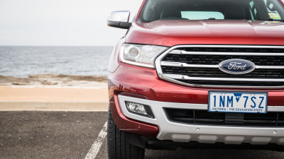 2019 Ford Everest gets AEB standard across the range