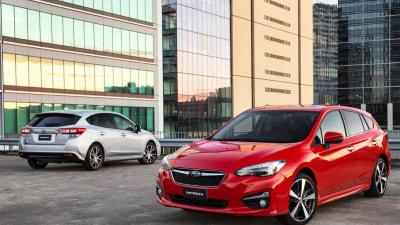 Fiat Ducato Recalled For Cams - Subaru Impreza Recalled For Cameras