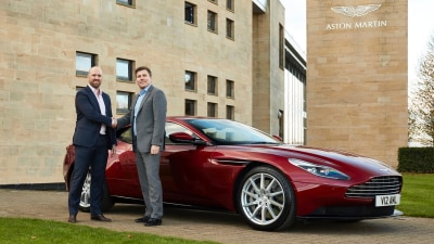 Aston Martin plans to go public