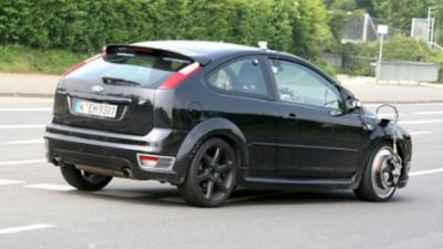 Ford Focus RS on again