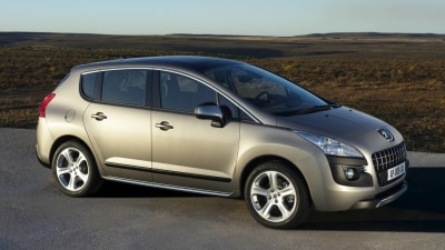 2010 Peugeot 3008 On Sale In Australia From May