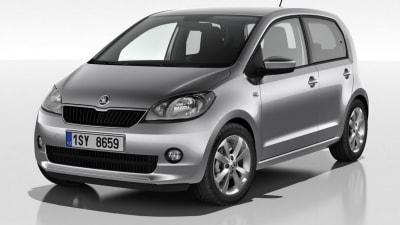 Skoda Citigo Five-door Revealed