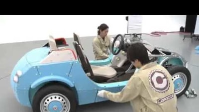 Toyota Unveils Family-Friendly Concepts At Tokyo Toy Show: Video