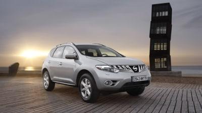 2009 Nissan Murano: Australian Debut At Sydney Motor Show