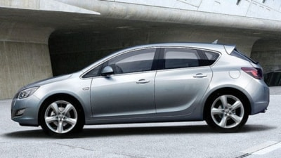 2010 Opel Astra Official Photos, Estate And GTC Illustrations