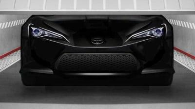 Toyota FT-86 Details Confirmed, On Track For 2012 Debut