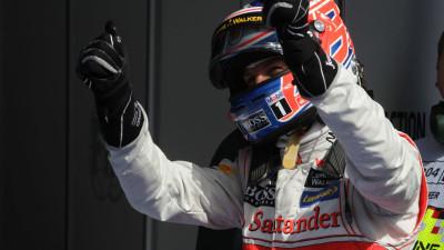 2012 Belgian F1 GP: Jenson Button Takes Surprise Pole