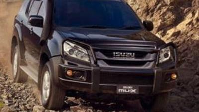Isuzu MU-X first drive review