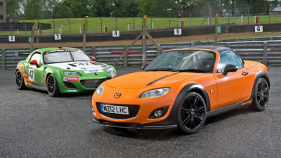 Mazda MX-5 GT Bound For Goodwood