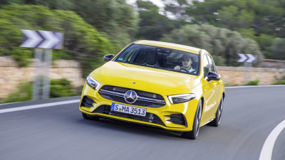 Mercedes-AMG A35 4Matic 2019 first international drive