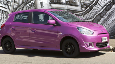 2013 Mitsubishi Mirage Shown In Sydney Ahead Of January Launch