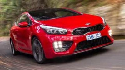 Kia Pro_cee'd GT first drive review