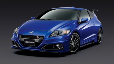 Honda CR-Z Mugen RZ Unveiled: Supercharged Power For Honda Hybrid Hatch