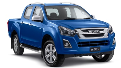 2018 Isuzu D-Max LS-T First Drive Review
