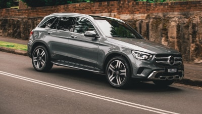 2020 Mercedes-Benz GLC300e PHEV review