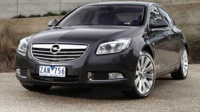 2013 Opel Insignia On Sale In Australia
