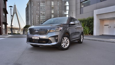 2018 Kia Sorento Si new car review
