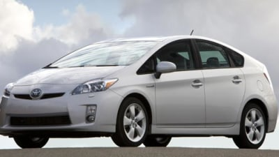 2010 Toyota Prius To Ship With Advanced Safety Gear