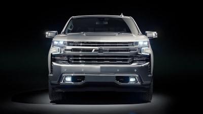 2020 Chevrolet Silverado 1500 here in March