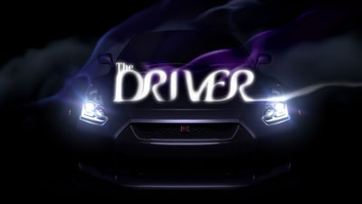 The Driver Animated Series Previewed: Video