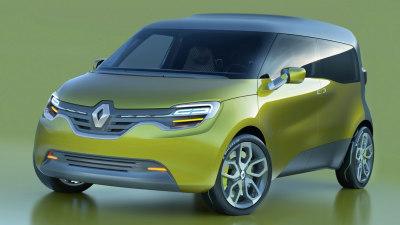 Renault Frendzy Concept Previews New Kangoo