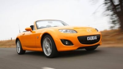 2009 Mazda Mx-5 Update To Feature At Melbourne Motor Show