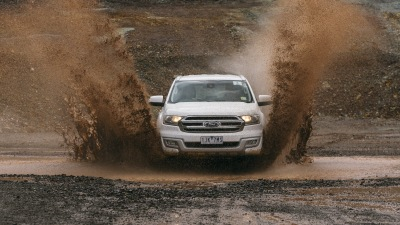Great drives: Exploring Tasmania in the Ford Everest