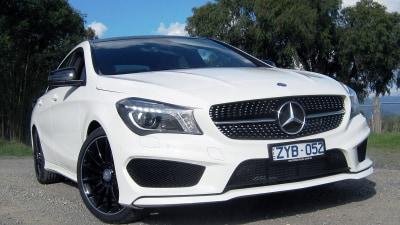 Mercedes Benz CLA 200 Launch Review