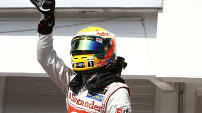 2012 Hungarian F1 GP: Hamilton Takes Pole In Intense Qualifying Session