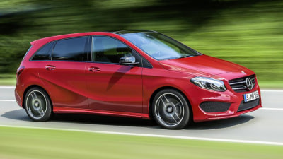 Mercedes-Benz B-Class: 2015 Price And Features For Australia
