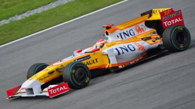 F1: Alonso Says No To Ferrari, Villeneuve Keen To Return