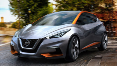 New Micra Previewed As Nissan Sway Concept Debuts In Geneva