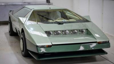 Aston Martin 'Bulldog' concept to challenge speed record 40 years on