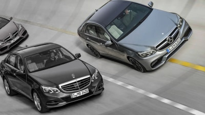 2013 Mercedes-Benz E 63 AMG Revealed Ahead Of Detroit
