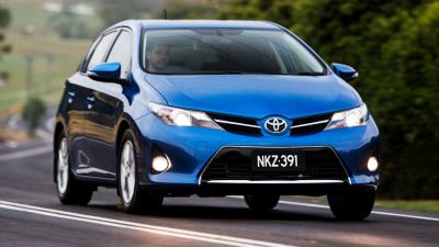 Toyota Tops 2012 Global Sales After Q3