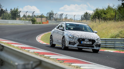 Hyundai confirms i30 Fastback N