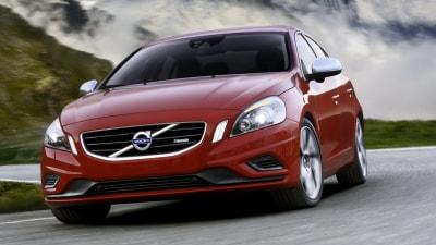 Volvo S60 R-Design And V60 R-Design Revealed, Australian Debut 2011