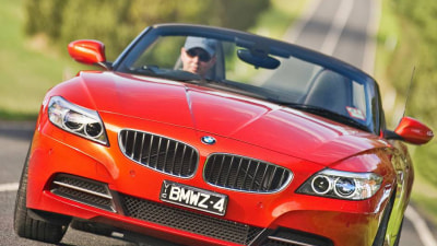 2013 BMW Z4: Australian Price And Features For Upgraded Roadster